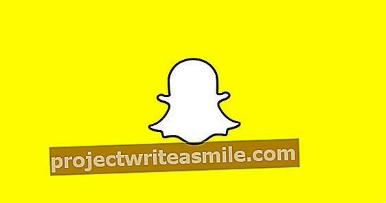 Dette er nytt for Snapchat