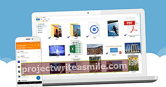 HiDrive: pristupujte k svojim súborom kedykoľvek a kdekoľvek