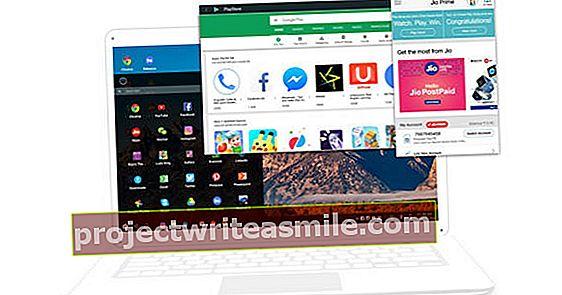 Používání aplikací pro Android na PC s PrimeOS