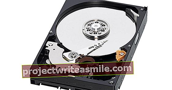 Připravte si nový pevný disk