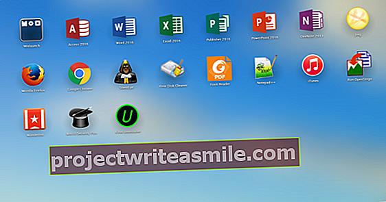Vytvořte si spouštěč ve Windows 10 s WinLaunch