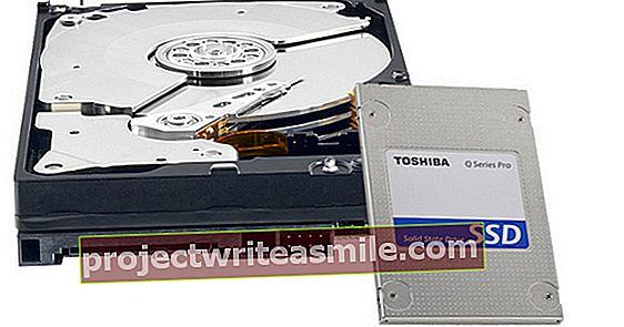 Ušetrite peniaze a nekupujte väčší disk SSD, ako je potrebné