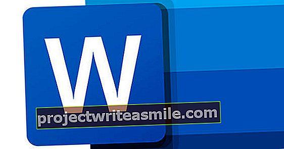 Používání speciálních znaků v Wordu a Windows 10