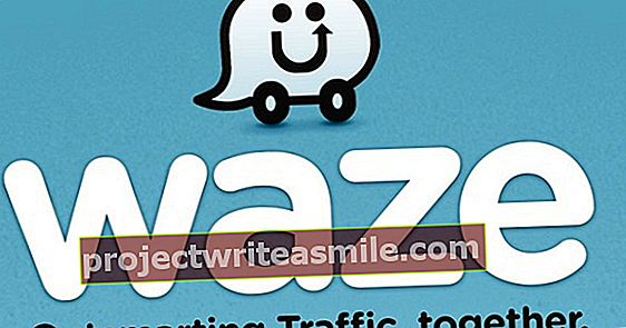 Navigere med Waze - Bedre enn Google Maps?