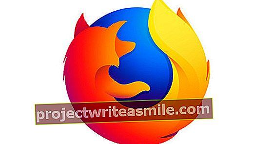 Pořizování snímků obrazovky pomocí prohlížeče Firefox
