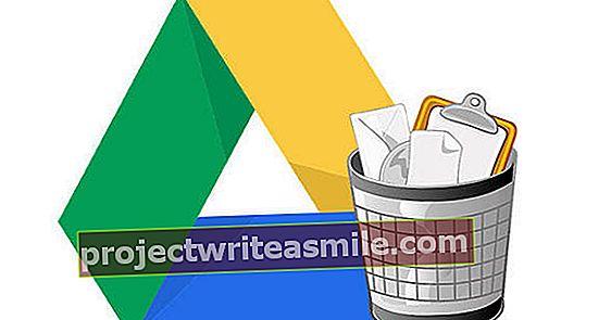 Καθαρίστε το Google Drive: Φτάστε στο χάος