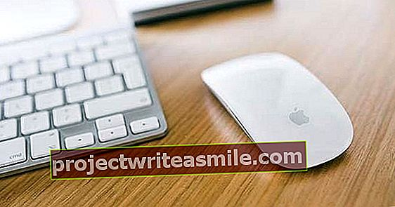 Takto kontrolujete baterii myši a klávesnice Mac