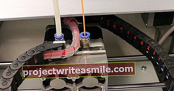 3D-utskrift via online-tjenester
