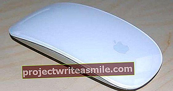 Takto aktivujete pravé tlačítko myši na Apple Magic Mouse