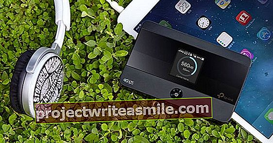MiFi routery: Vaše vlastné WiFi na dovolenke