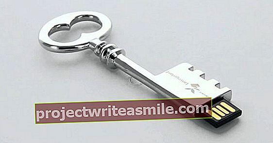 Vyrobte si USB kľúč pre váš počítač