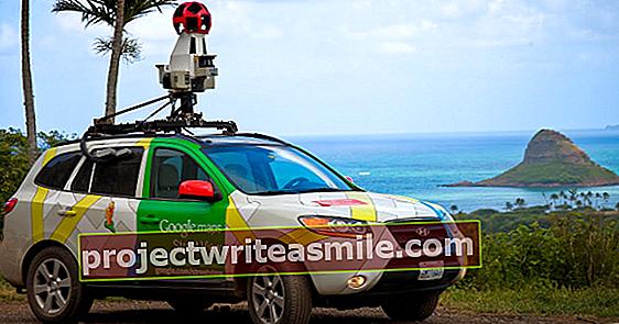 Začnite uporabljati Google Street View
