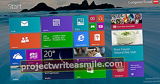 5 úvodních nabídek pro Windows 8.1