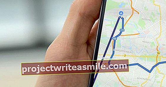 Navigujte pomocí Map Google