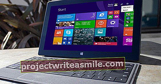Rýchlo odstráňte predinštalované aplikácie pre Windows 8