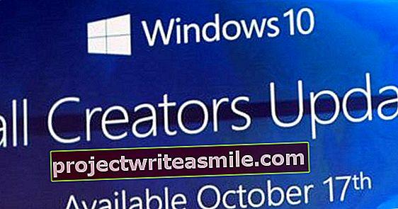 Laadige alla Windows 10 langusloojate värskendus