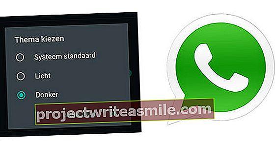 WhatsApp: kuidas seadistada tumedat režiimi iPhone'is ja Androidis