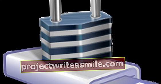 Zabezpečenie USB kľúča Rohos Mini Drive