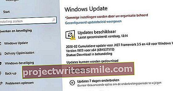 Odinštalujte aktualizácie systému Windows 10