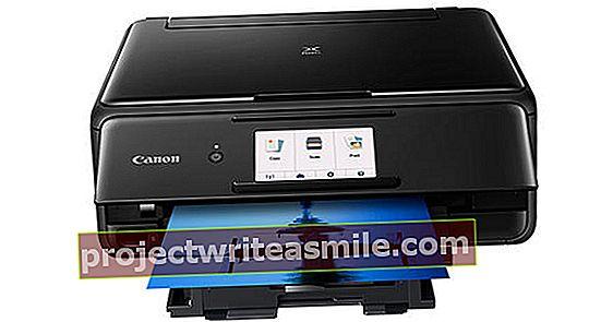 Tako naredite omrežni tiskalnik