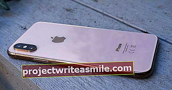 Vaš iPhone kot dostopno točko WiFi