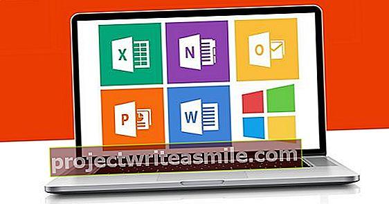 Šādi jūs varat atrast Microsoft Office produkta atslēgu