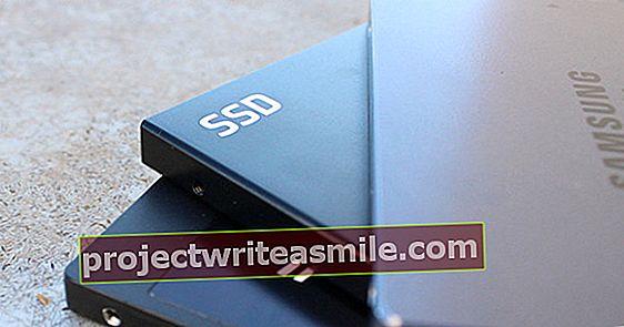 8 tipov na inštaláciu SSD