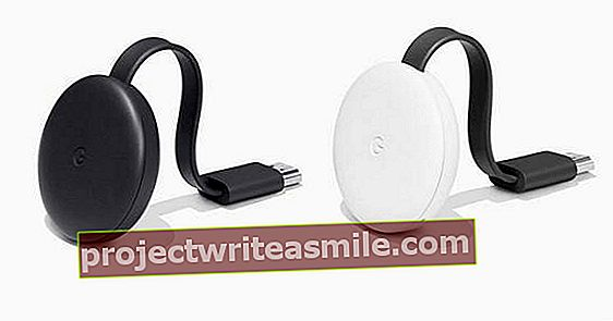 Postupujete takto: Připojte se a nastavte Chromecast