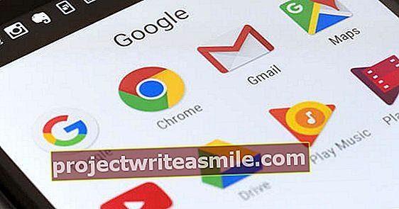 Google Chrome nefunguje na vašem smartphonu? Zkuste to