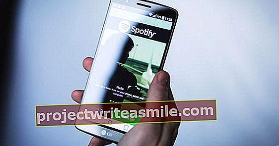 Kako ustvarim seznam predvajanja Spotify?
