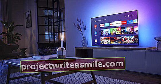 Kaj lahko storite s sistemom Android TV?