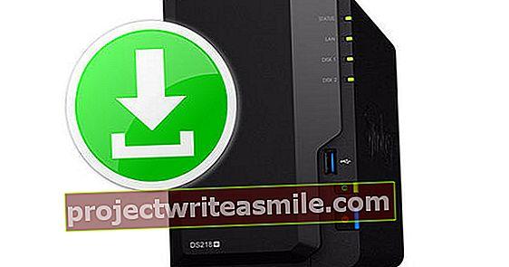 Stahujte do NAS pomocí stanice Synology Download Station