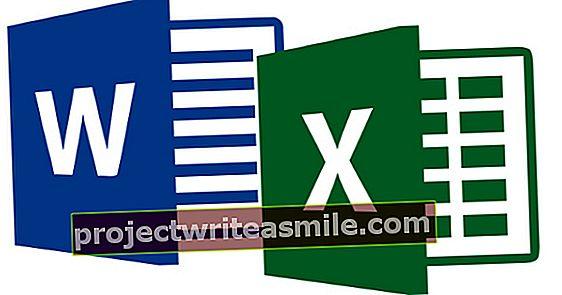 Tas ir veids, kā jūs izveidojat makro programmā Word un Excel