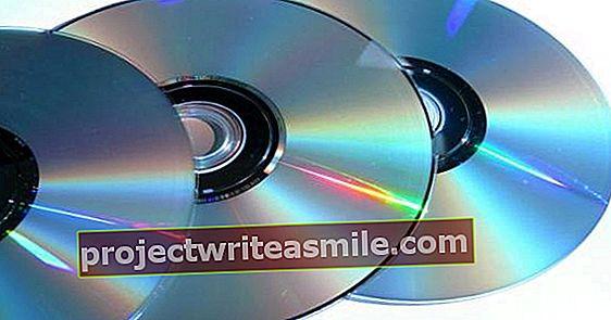 Tādā veidā jūs varat izvilkt kompaktdiskus un DVD diskus
