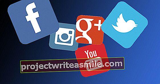 Nii saate kommentaare kustutada Facebookis, Twitteris ja Instagramis