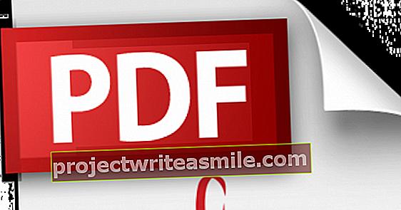 Spletno stran shranite kot datoteko PDF ali MHT