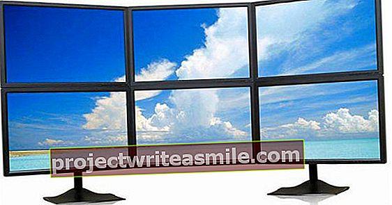 8 padomi darbam ar vairākiem ekrāniem