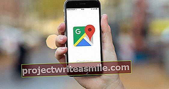 Izveidojiet savus pastaigu un riteņbraukšanas maršrutus, izmantojot Google Maps