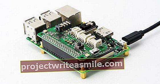 Takto na svém Raspberry Pi používáte ukotvitelný panel