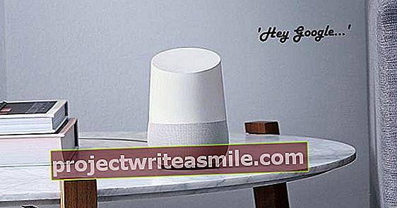 Google Home, Nest Mini a Nest Hub: takto to aktualizujete