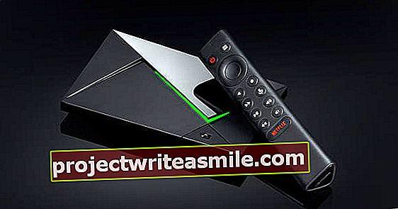 Kúpte si televízor Nvidia Shield na streamovanie filmov a hier