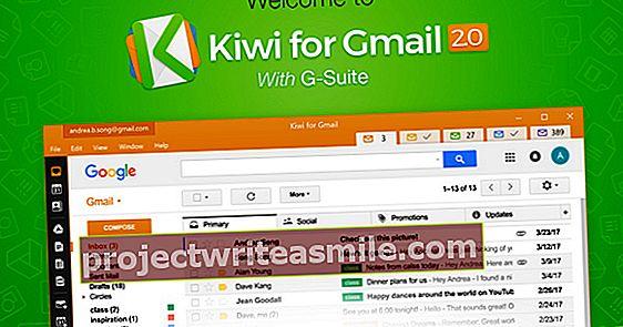 Kiwi pre Gmail: Všetko od Googlu na jednom mieste