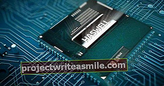 4 veci, ktoré by ste mali vedieť o Intel Haswell