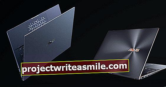 Asus ohlasuje nové notebooky