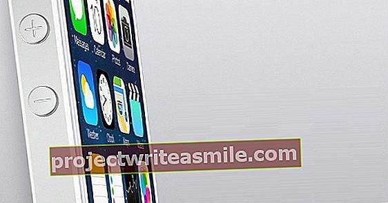 """Kaj morate vedeti o """"modrem zaslonu smrti"""" na iPhone 5S"""