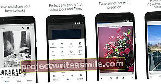 6 parimat fototöötlusrakendust (Android)