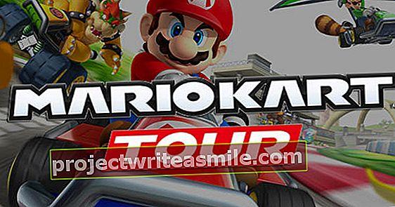 Prehliadka Mario Kart: všetko o bezplatnej závodnej hre na vašom smartfóne