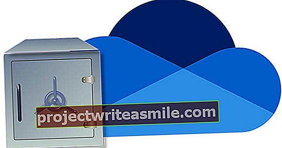 Chráňte súbory pomocou OneDrive Personal Vault