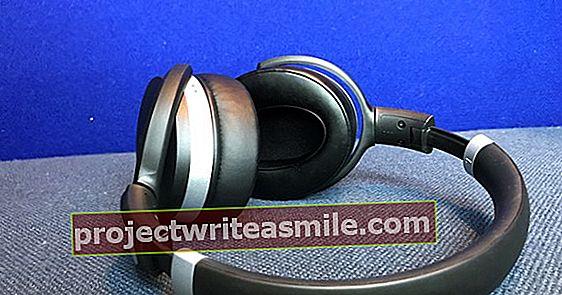 """Sennheiser 4.50BTNC"" - kompaktiškas per ausis"