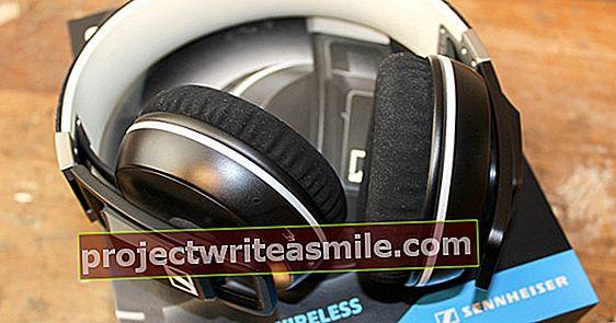 Sennheiser Urbanite XL Wireless - Ensiluokkainen nautinto ilman johtoa